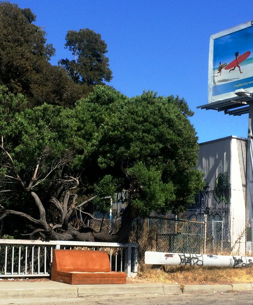 ...East Oakland, CA (San Leandro Ave)