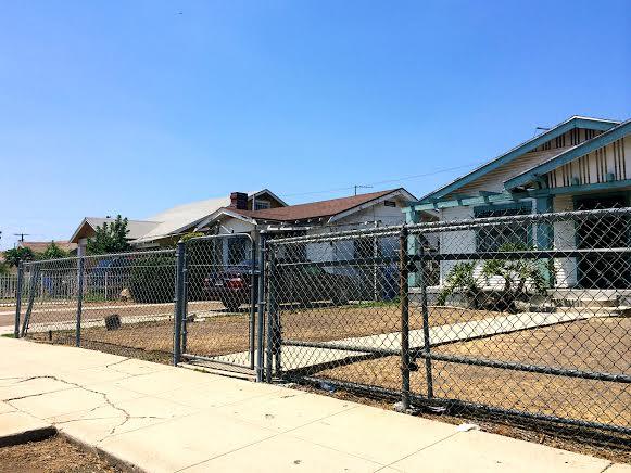 South-Central L.A.