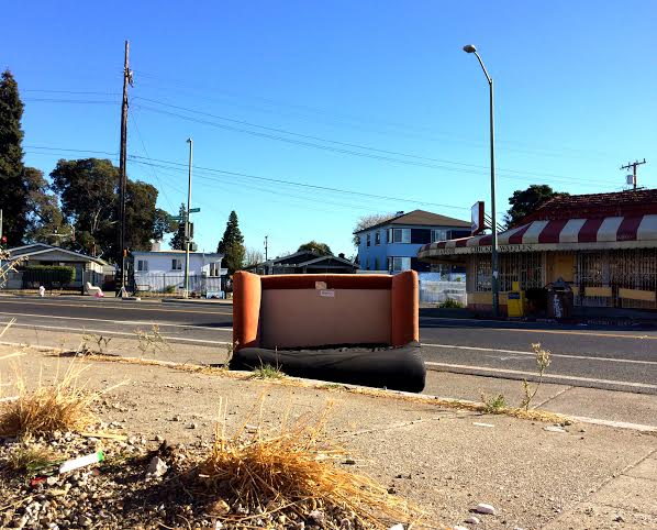 Bancroft Ave, East Oakland